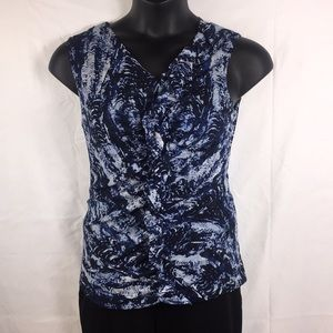 Kenneth Cole Women Sleeveless Blouse Tank Top